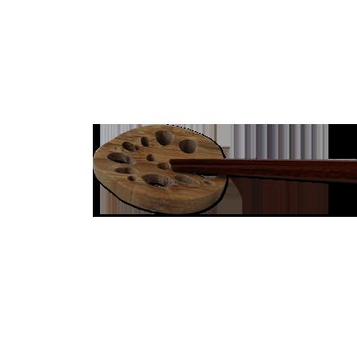 画像1: 蓮根 竹 (1)