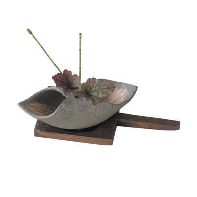 画像1: 折り紙花器 (1)