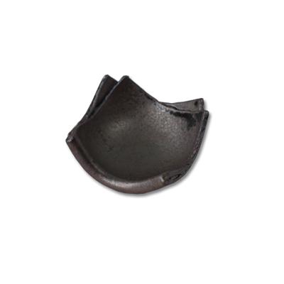 画像1: 鉄彩重ね豆皿 (1)