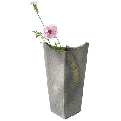 画像1: 菱形花入れ (1)